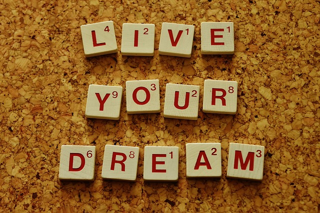 žij svůj sen