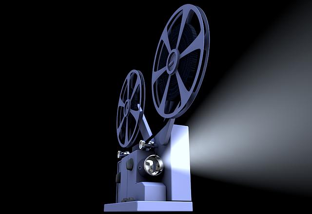 filmová promítačka