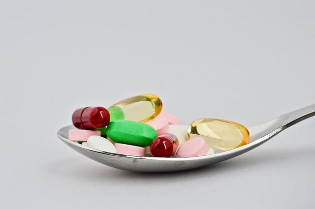 léky na lžíci