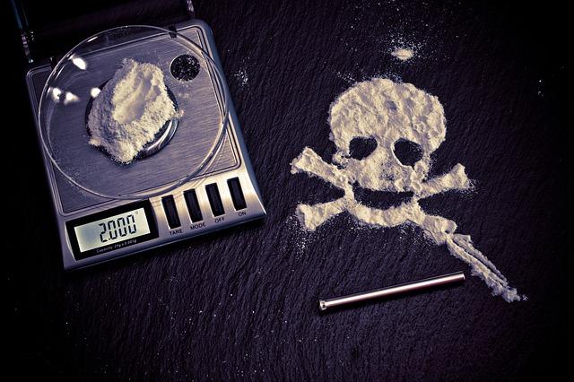 Velmi nebezpečná droga kokain